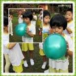 Blowing Balloon