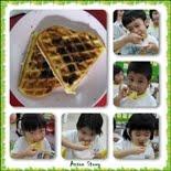 1. Waffle 美味可口香脆饼