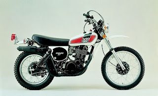 VISUAL GRATIFICATION  The YAMAHA XT500 Revival