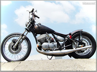 Choppers-Bobbers Hidemo Japanese Style Custom
