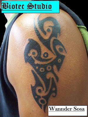 Tatuagens No Bumbum Masculino Tatuaje Tattoo Tribal Lateral
