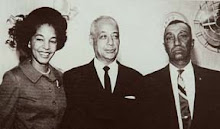 Clifford Alexander and Staff