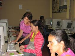 Oficina de Blog Colégio Josefa