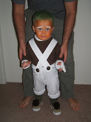 Connley's Halloween Costume