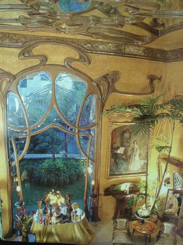 Historiacecyt13 for Art nouveau interior design bedroom