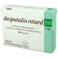 Duspatalin Retard Mebeverine Hydrochloride