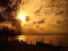 Reflejando el horizonte