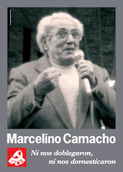 A Marcelino Camacho