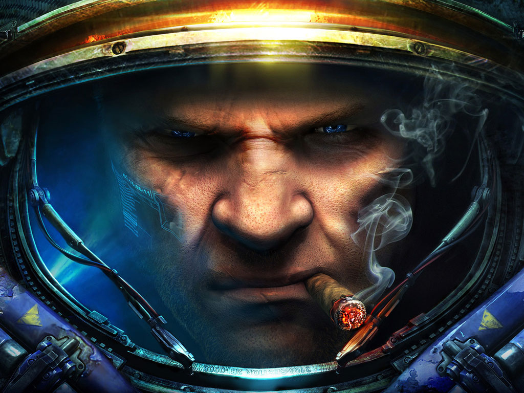 Wallpapers Pack Games of 2010 9957Starcraft2