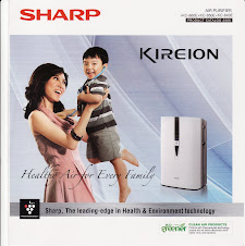 Air Purifier Kireon Dari Sharp
