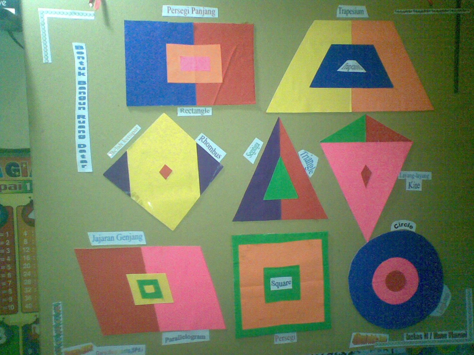Soal Latihan Bangun Ruang Sd Latihan Soal Matematika Kelas 1 Sd Semester 1 Buat Belajar Anak