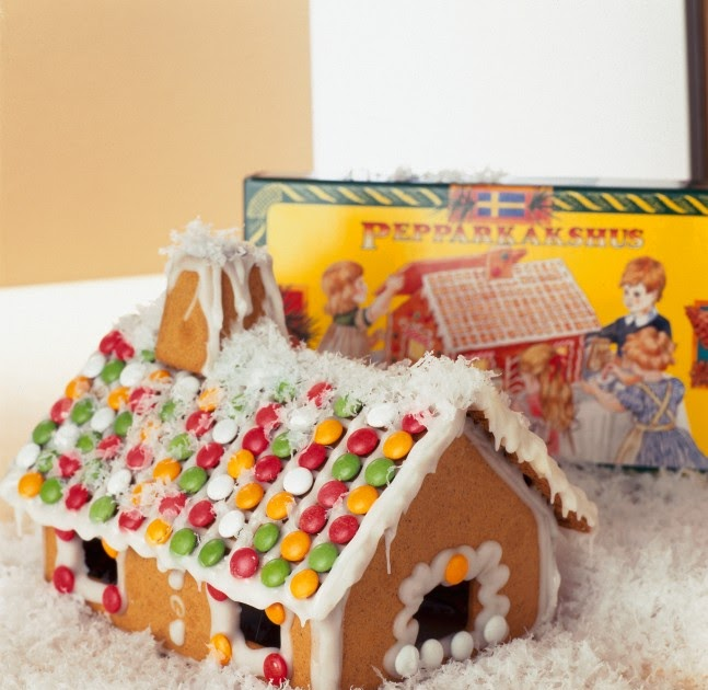 Fun Things To Do With Kids Make A Gingerbread House With