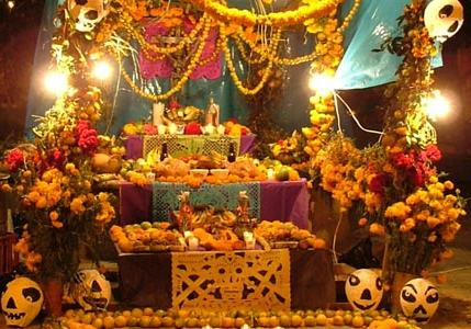 Our Little Corner ♥: Dia de Muertos [Day of the Dead]