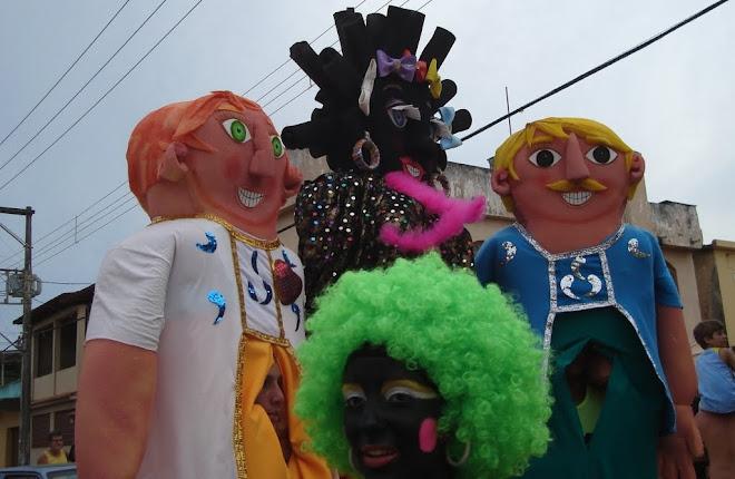 Carnaval chegando..