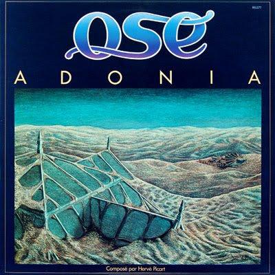 Cover Album of OSE - ADONIA (1978)