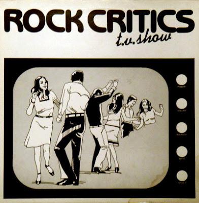ROCK CRITICS - TV SHOW (1982)