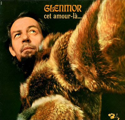 Cover Album of GLENMOR - CET AMOUR LA (1969)