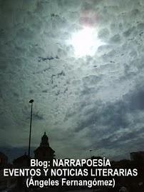"""Mi otro Blog """"NARRAPOESÍA"""" EVENTOS y NOTICIAS LITERARIAS:"""
