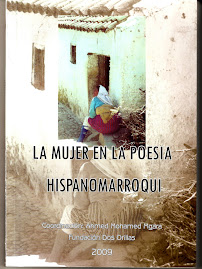 """""""MIS LIBROS"""": Antología LA MUJER EN LA POESÍA HISPANOMARROQUÍ"""