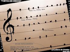 """Encuentro  Otoño 2010 -Lema: """"DALE A LA PIEDRA, AGUA / HASTA PONERLA MANSA"""" (poema de Miguel Hdez.)"""