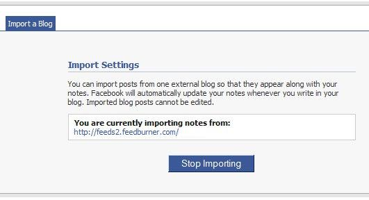 how to stop automatic updates on facebook