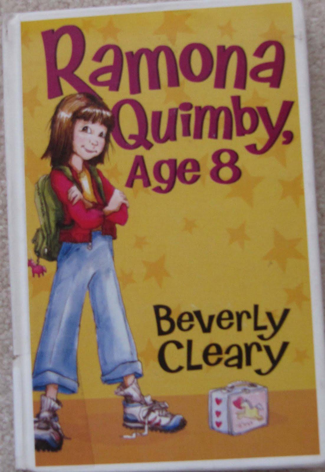 Ramona Quimby Books Promo - YouTube