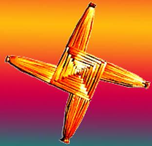 [st.+brigid's+cross]