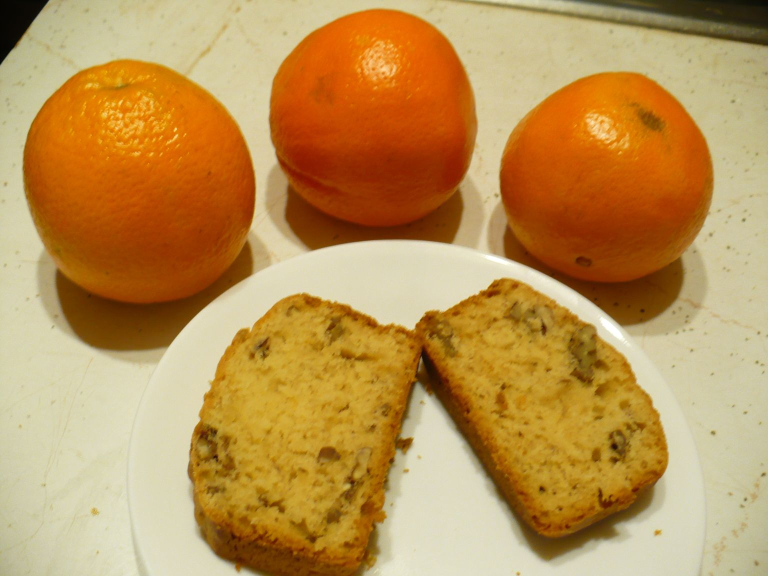 My Homemade Iowa Life: Iowa recipe: Orange Honey Bread