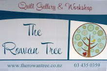 The Rowan Tree Quilt Gallery &amp; Workshop