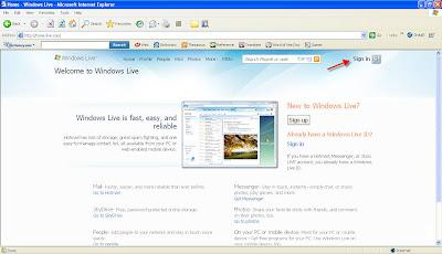 home.live.com login
