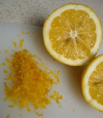 Simply Yummy Goodness: Food Blog: Meyer Lemon & Poppy Seed Pound Cake