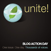 The blog action day