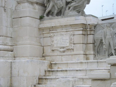 Monumento a la Constitucin de 1812. Cdiz
