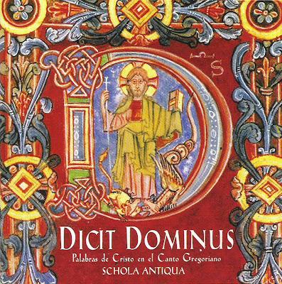 Dicit Dominus. Schola Antiqua