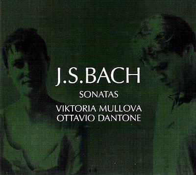 Sonatas de Bach por Mullova y Dantone