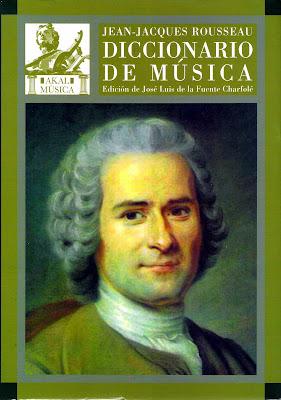 Diccionario de Rousseau