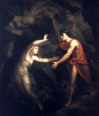 Orfeo y Eurídice. Christian G. Kratzenstein-Stub