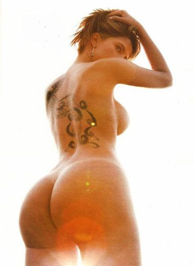 Fotos In Ditas Da E Bbb Cacau Nua Na Playboy