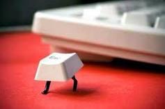 Se te des configuro el teclado ?