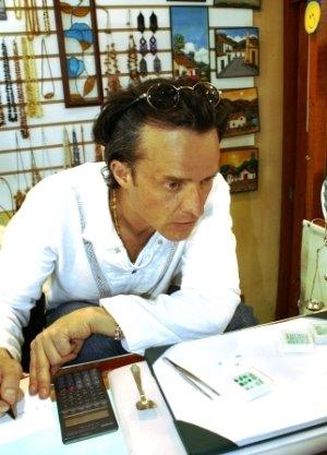Schmuckladen in Bogota