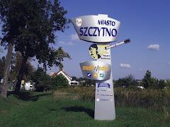 Szczytno - miasto rodzinne K. Klenczona