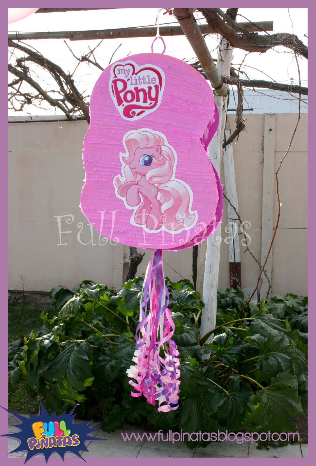 Pi  Ata My Little Pony   Cumple Mia