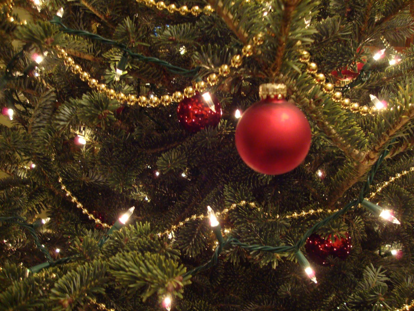 o christmas tree part 2