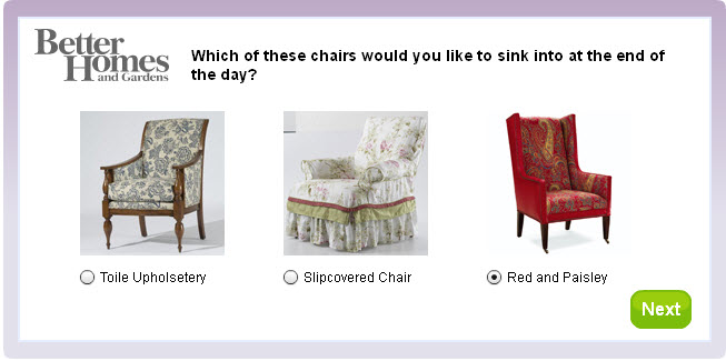 homestead pop quiz what is your design style