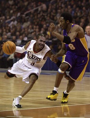 Manny Pacquiao As Allen Iverson
