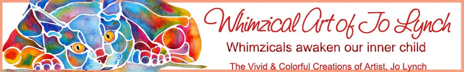 Whimzicals Art Blog Pages
