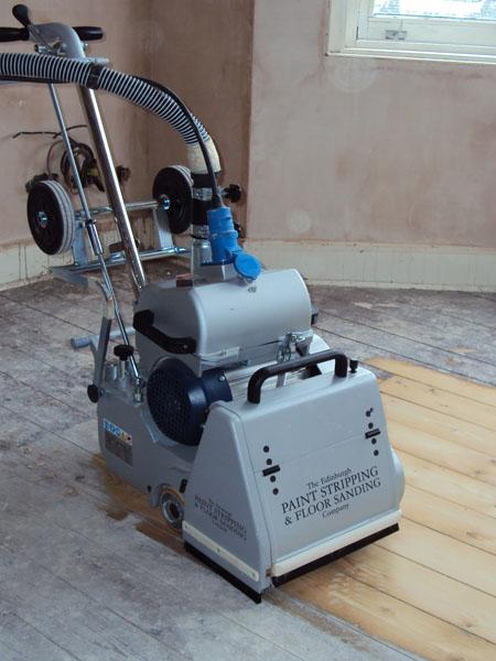Edinburgh Floor Sanding Our Dustfree Equipment - Bona floor stripper