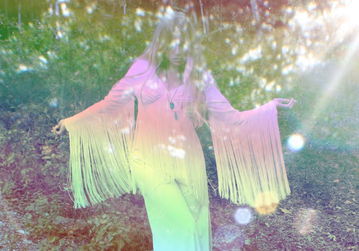 dreaming neon vintage