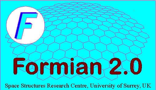 وبلاگ دانشجویان کارشناسی ارشد مهندسی عمران: آموزش نرم افزار ...آموزش نرم افزار مدلسازی هندسی سازه های فضاکار Formian (آشنایی)