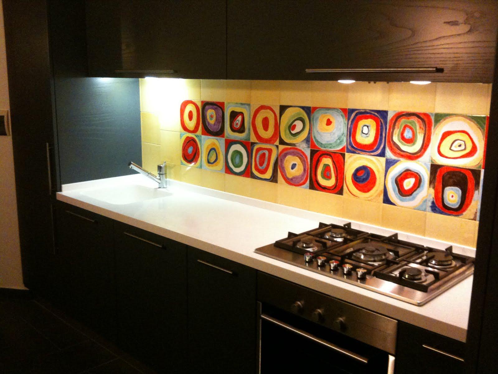 Copri piastrelle cucina cucine esszimmer pannelli per for Pannelli per coprire piastrelle cucina casa